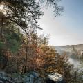 Beautiful view from Varta. 🙂 . . . . . . . #vltavariver #vltavariverig #toulava @Toulava #section4ig #southbohemia …