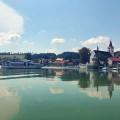 Do you know Purkavec? It lies 8 kilometres north from Hluboká nad Vltavou. 👍. . . . . . . . . . #vltavariver …