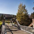Borová Lada and bridge across warm Vltava 🙂 . . . . . . . . #vltavariver #vltavariverig #sumava #section1ig …