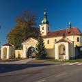 60 kilometres from Prague lies beautiful city Sedlčany. 🙂 . . . . . . . . . #vltavariver #vltavariverig #toulava …
