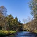 Soumar bridge is 5 km from Volary. Beautiful tip for spring walk. 🙂 . . . . . . . . .  #vltavariver #vltavariverig …