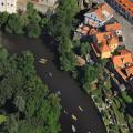 Top shot of Český Krumlov! 🙂 . . . . . . . #vltavariver #vltavariverig #section2ig #southbohemia #ceskokrumlovsko …