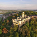 Beautiful castle Hluboká nad Vltavou 🙂 . . . . . . . . #vltavariver #vltavariverig #budejovicko #cbhl #section3ig …