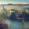 Morning view on Varta.😍 How do you feel today? . . . . . . . . . #vltavariver #vltavariverig #toulava #section4ig …