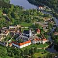 Monastery of Vyšší Brod 🙂 . . . . . . . . . #vltavariver #vltavariverig #section2ig #lipensko #southbohemia @jiznicechy…