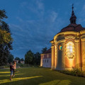 Beautiful castle Mitrowicz. Perfect for wedding! 🙂 . . . . . . . . #vltavariver #vltavariverig #section3ig #budejovicko…