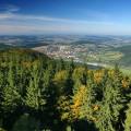 Observation Libín has a beautiful view from the highest mountain in Šumava. 🙂 . . . . . . . . . #vltavariver …