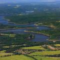 Beautiful view 🙂 . . . . . . . #vltavariver #vltavariverig #piseckoabltensko #section4ig #southbohemia @jiznicechy …