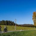 Do you like cycling? 🙂 . . . . . . . #vltavariver #vltavariverig #sumava #section1ig #southbohemia @jiznicechy …