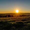 Beautiful sunset 😍 . . . . . . . .  #vltavariver #vltavariverig #sumavsko #section1ig #southbohemia @jiznicechy …