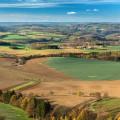 Observation Drahoušek near Sedlčany and beautiful view from this observation. 🙂 . . . . . . . . #vltavariverig …